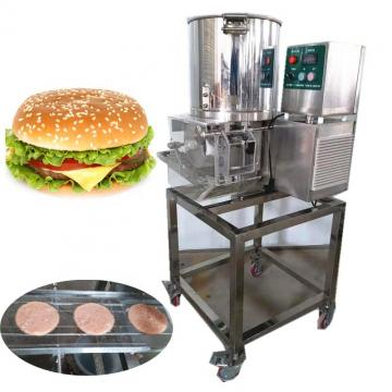 Commercial Burger Maker Industrial Burger Press Shaping Machine
