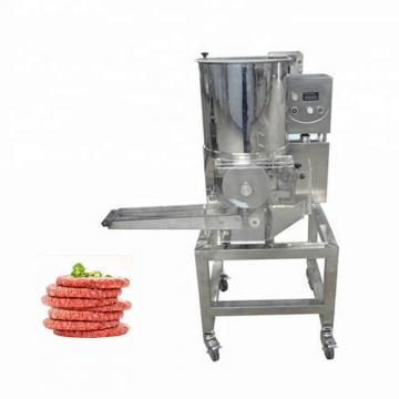 Auto Ground Beef Patty Maker Chicken Nugget Forming Machine