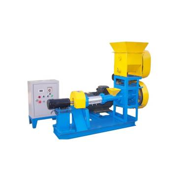 Small Capacity of 50kg 100kg 200kg Floating Pellet Fish Feed Making Machine