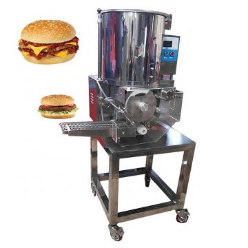 Hamburger Patties Moulds Beef Burger Patty Molding Machine