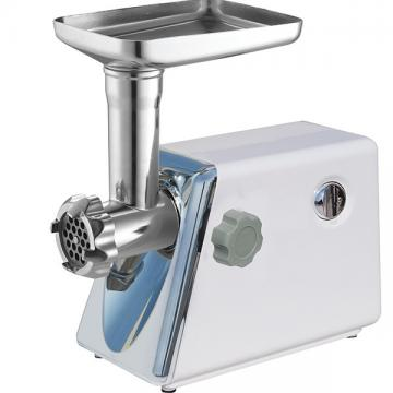 Stainless Steel Electric Meat Grinder and Meat Slicer Machine