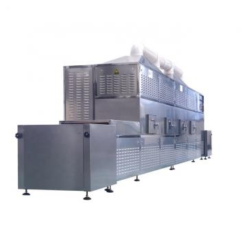 Ukuran Standard Food Microwave Oven Machinery