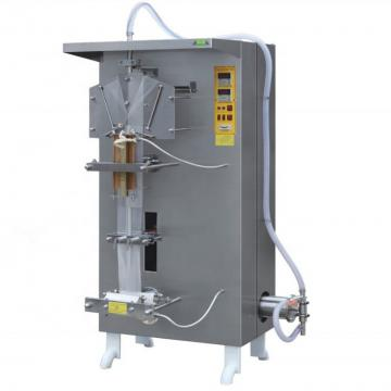 Automatic Milk Water Juice Pouch Packing Packaging Machine