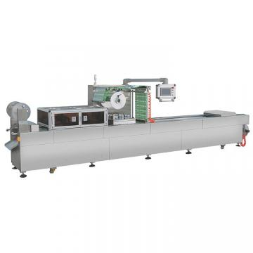 Sandwich Tray Vacuum Nitrogen Packing Modified Atmosphere Packaging Machine