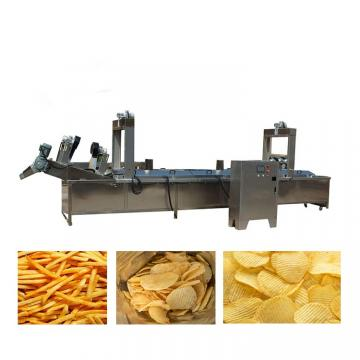 Commercial Automatic French Fries Production Line Potato Chips Making Machine Price