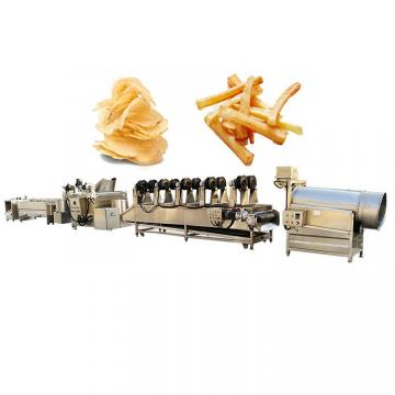 New technology automatic factory wholesale Small Potato Chips Making Machine