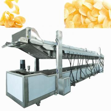 Deep Fried ChipsMachine Commercial Potato Chip Making Machine