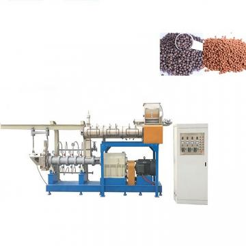 animal pet dog food pellet making processing extruder machine pet food production line floating fish feed machine
