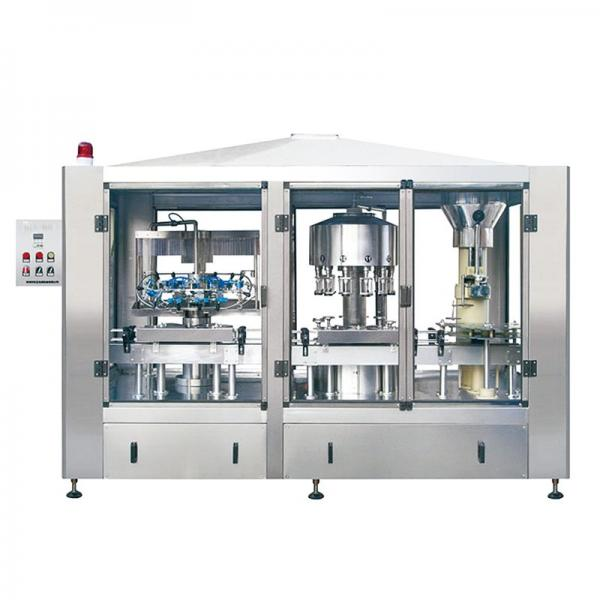 Full Automatic Cup Milk Sealing Machine Lid Packing Machine